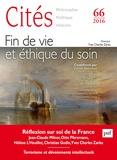Corine Pelluchon - Cités N° 66/2016 : Fin de vie et éthique du soin.