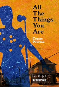 Corine Pourtau - All The Things You Are.