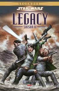 Corinna Bechko et Gabriel Hardman - Star Wars Legacy - saison II Tome 4 : Un unique empire.