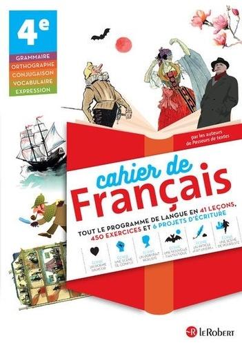 Cahier De Francais 4e Grand Format