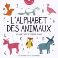 Corinne Albaut et Elodie Lhomme - L'alphabet des animaux. 1 CD audio