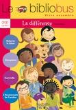 Corinne Albaut - Le Bibliobus n° 25 CP/CE1 Vivre ensemble la différence - Roberto le Gitan ; Comptines ; Carréville ; L'anniversaire de Caroline.