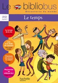 Corinne Albaut et Marc Cantin - Le temps CP/CE1.