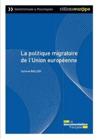 Deedr.fr La politique migratoire de l'Union européenne Image