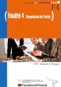 Satt2018.fr Finalité 4 Organisation de l'action BTS assistant de manager Image