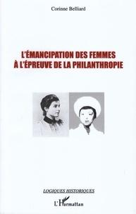 Corinne Belliard - L'émancipation des femmes à l'épreuve de la philanthropie.
