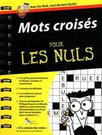 Accentsonline.fr Mots croisés pour les nuls Image
