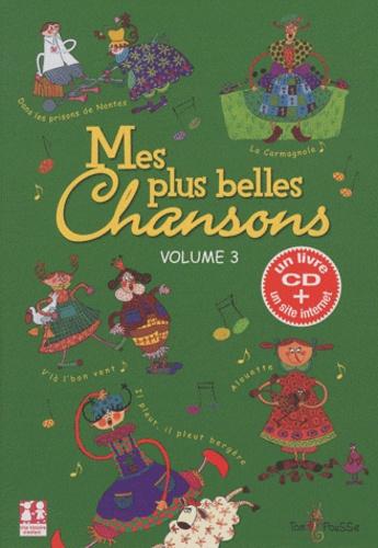 Corinne Bittler - Mes plus belles chansons - Volume 3. 1 CD audio