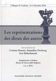 Corinne Bonnet et Amandine Declercq - Les représentations des dieux des autres.