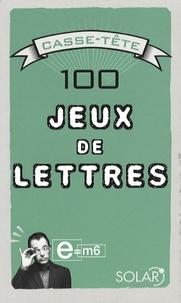 Corinne Cesano - 100 Jeux de lettres.