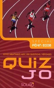 Corinne Cesano - Quiz JO - Soyez imbattable avec 500 questions/réponses, Spécial Pékin 2008.