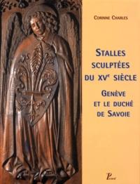 STALLES SCULPTEES DU XVEME SIECLE. Genève et le duché de Savoie.pdf