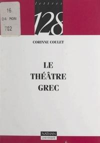 Corinne Coulet - Le théâtre grec.