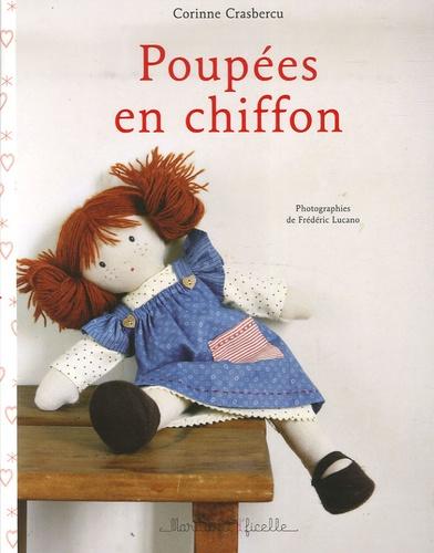 Corinne Crasbercu - Poupées en chiffon.