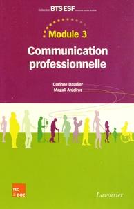 Corinne Daudier et Magali Anjolras - Module 3 - Communication professionnelle.