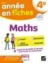 Corinne de Reggi et Marie Brigitte Goiffon-Jacquemont - Maths 4e.