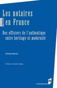 Les notaires en France - Des officiers de lauthentique entre héritage et modernité.pdf