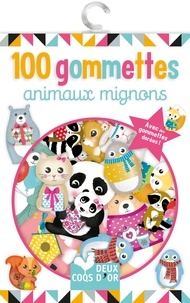 Corinne Demuynck - 100 gommettes animaux mignons.