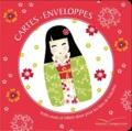 Corinne Demuynck - Cartes - enveloppes - Petits mots et billets doux pour les fans de kokeshis.