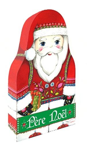 Corinne Demuynck - Père Noël - Boîte-poupée.