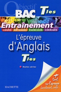 Corinne Denis et Annie Sussel - L'épreuve d'Anglais Tles.