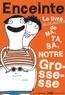 Corinne Dreyfuss - Enceinte - (Le livre bloc-notes de MA, TA, SA, NOTRE GROSSESSE).