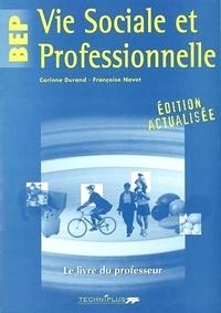 Vie sociale et professionnelle BEP - Livre du professeur.pdf