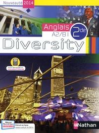 Anglais 2e A2/B1 Diversity - Corinne Escales |