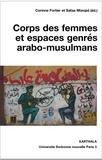 Corinne Fortier et Safaa Moquid - Corps des femmes et espaces genrés arabo-musulmans.