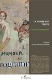 Corinne François-Denève - La chaire est triste - Humour & enseignement.