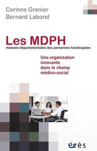 Accentsonline.fr Les MDPH (maisons départementales des personnes handicapées) - Une organisation innovante dans le champ médico-social ? Image