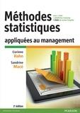 Corinne Hahn et Sandrine Macé - Méthodes statistiques appliquées au management - Livre + eText + plateforme MyMathLab version française.