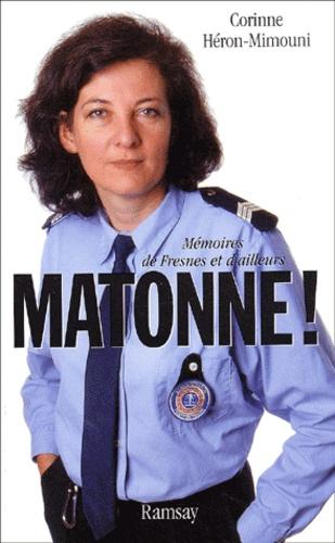Corinne Héron-Mimouni - .