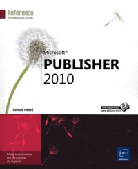 Publisher 2010 - Corinne Hervé |