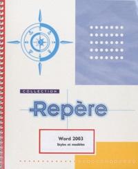 Word 2003 - Styles et modèles.pdf