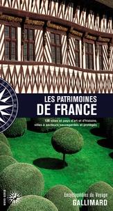 Corinne Hewlett et Catherine Ianco - Les patrimoines de France.