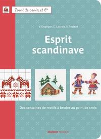 Esprit scandinave - Des centaines de motifs à broder au point de croix.pdf