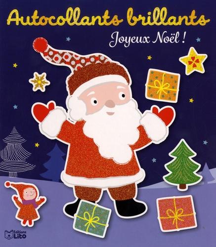 Autocollants brillants Joyeux Noël !