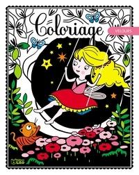 Corinne Lemerle - La petite fille et la balancoire.