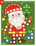 Corinne Lemerle - Le Père Noël - 7 images à décorer avec 500 autocollants brillants et plus !.