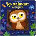Corinne Lemerle - Les animaux de la forêt - 5 puzzles 9 pièces.