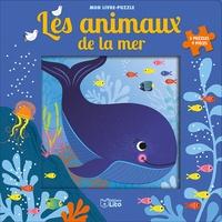 Corinne Lemerle - Les animaux de la mer - 5 puzzles 9 pièces.