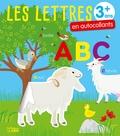 Corinne Lemerle - Les lettres en autocollants.