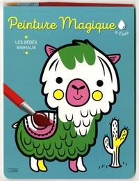 Livres gratuits téléchargement de texte Peinture magique à l'eau  - Les bébés animaux, avec un pinceau  9782244108360 en francais