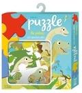 Corinne Lemerle - Puzzle Les dinosaures.