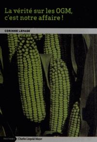 Sennaestube.ch La vérité sur les OGM, c'est notre affaire! Image