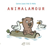 Corinne Lovera Vitali et Jean-Marc Mathis - Animalamour.