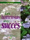 Corinne Mallet - Les hortensias avec succès.