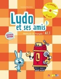 Corinne Marchois - Ludo et ses amis 1 A1.1. 1 CD audio