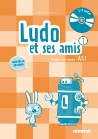 Feriasdhiver.fr Ludo et ses amis 1 A1.1 - Guide de classe Image
